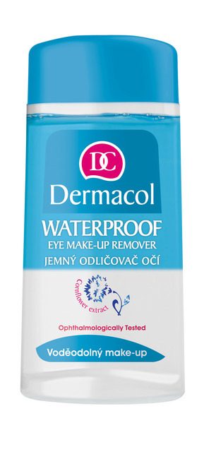 Waterproof make-up remover