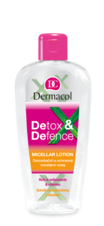 Detox and defence micellar lotion