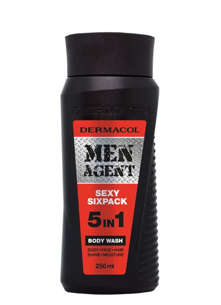 Men Agent Shower Gel Sexy Sixpack