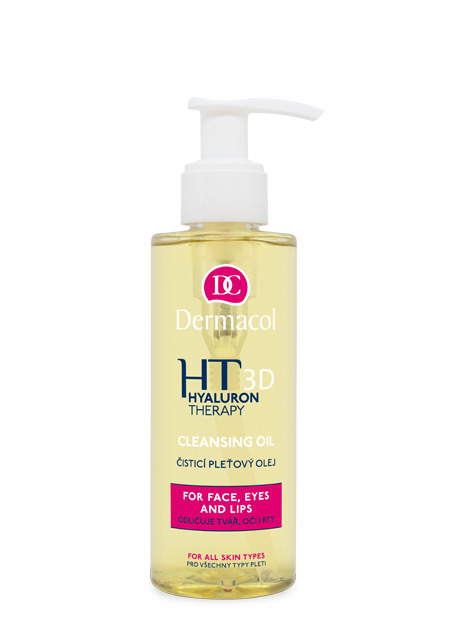 3D Hyaluron Therapy Cleansing Face Oil