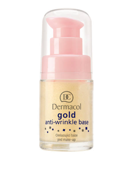 Gold Anti-wrinkle Base
