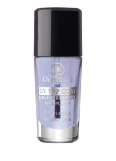 UV TOP COAT - HIGH BRILLIANT NAIL POLISH