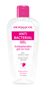 Antibacterial hand gel 200 ml