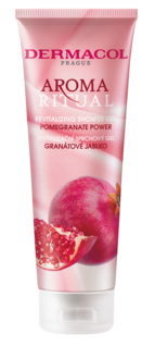 Aroma Ritual Shower Gel - pommegranate power