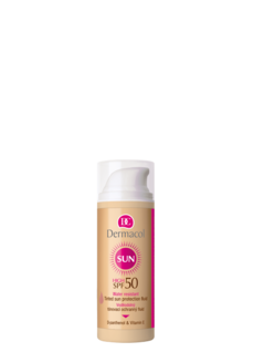 Water Resistant Tinted Sun Protection Fluid SPF 50