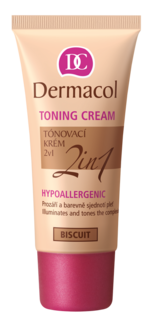 TONING CREAM 2in1