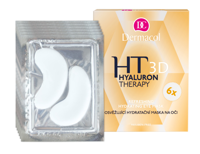 3D Hyaluron Therapy eye mask