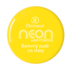 NEON HAIR POWDER NO.1 - YELLOW