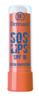 LIP BALM SOS LIPS - CHOCOLATE