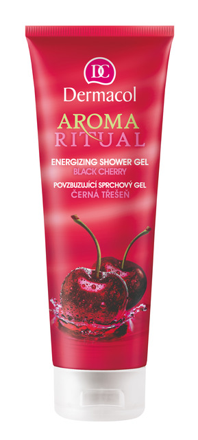 Aroma Ritual Shower Gel - Black Cherry