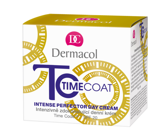 Time coat day cream
