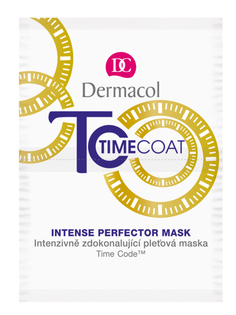 TIME COAT FACE MASK