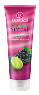 Aroma Ritual shower gel - grape and lime