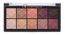 Eyeshadow palette Matt and Pearl No. 1