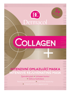 Collagen plus Intensive Rejuvenating face mask