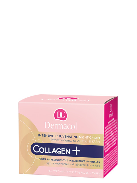 Collagen plus Intensive Rejuvenating night cream