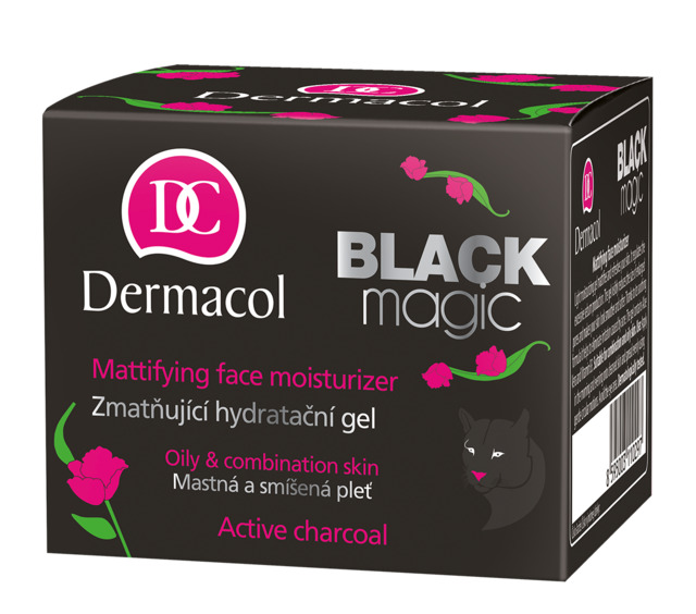 Black Magic Mattifying Face Moisturizer
