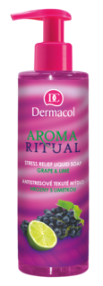 Aroma Ritual liquid soap grape and lime