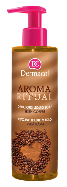 Aroma Ritual liquid soap irish coffee