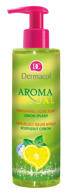 Aroma Ritual liquid soap citrus splash