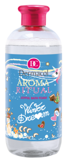 Aroma Ritual foam bath Winter Dream