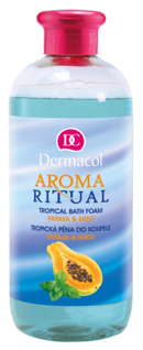 Aroma Ritual Bath Foam Papaya and Mint