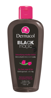 Black magic Detoxifying micellar lotion