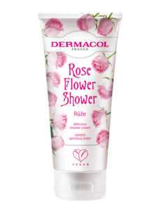 FLOWER CARE delicious shower cream Rose