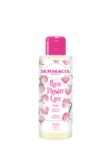 FLOWER CARE delicious body oil Rose