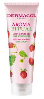Aroma Ritual Shower Gel - wild strawberries